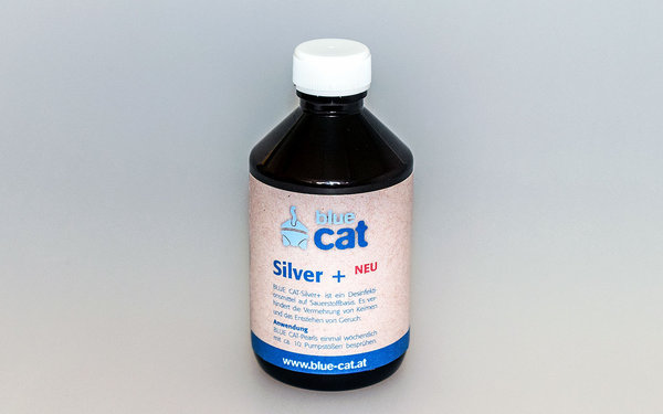 BLUE CAT-Silver Plus
